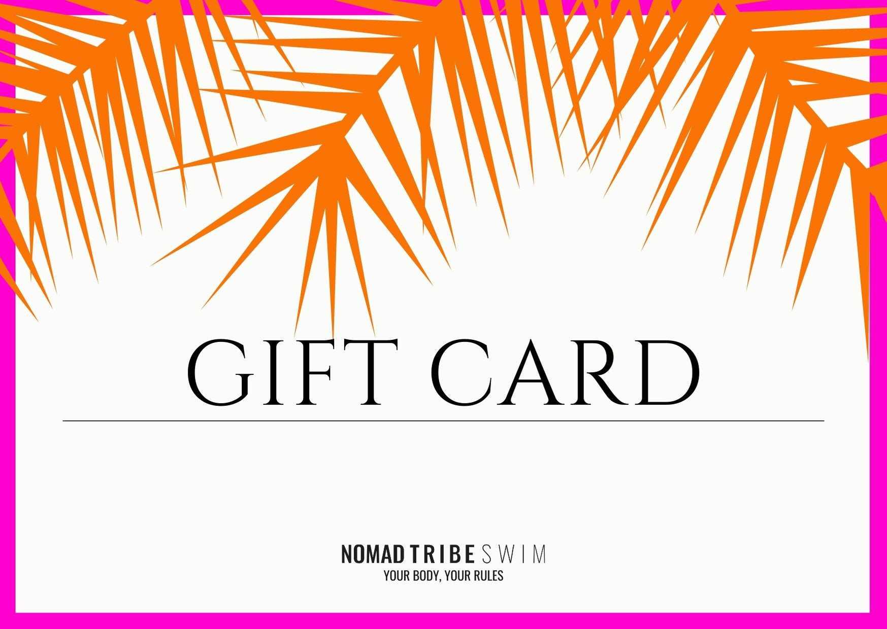 Gift Card ♡