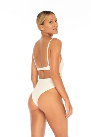 One Piece Adjustable  - Sofia Ivory