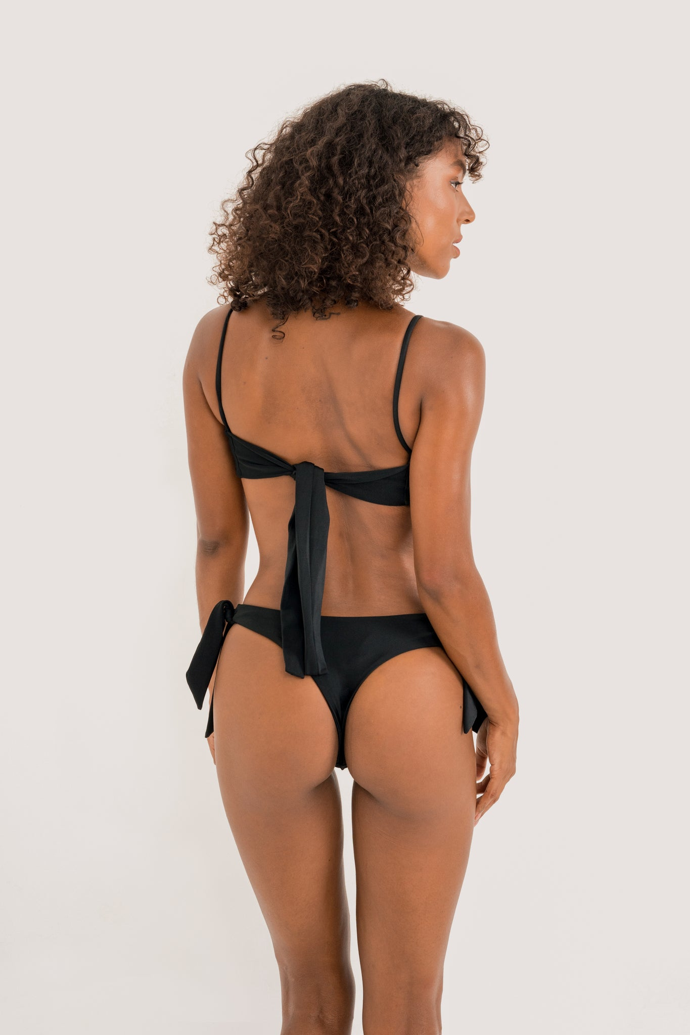 Cindy Tanga bottom - Black
