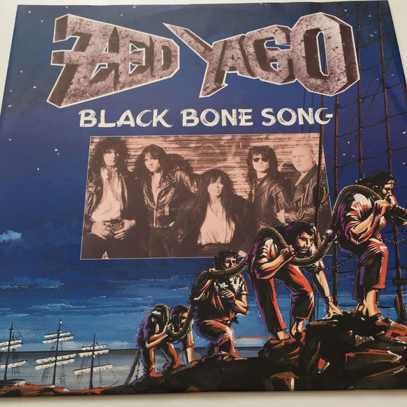 Zed Yago : Black Bone Song