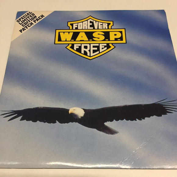 W.A.S.P : Forever Free