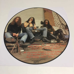 Pungent Stench : Been Caught Buttering. Picture Disc