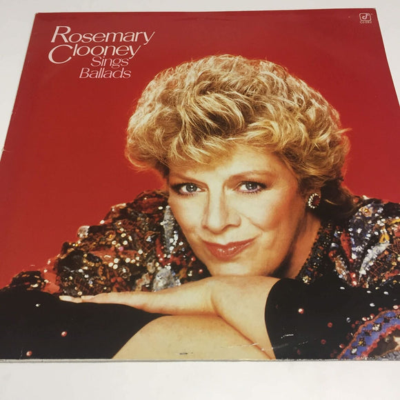 Rosemary Clooney : Rosemary Clooney Sings Ballads
