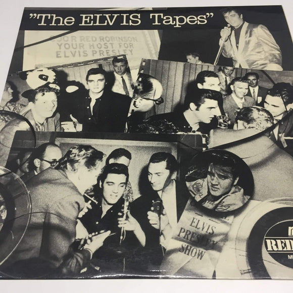 Elvis Presley : The Elvis Tapes