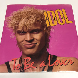 Billy Idol : To Be A Loner