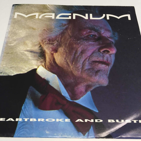 Magnum : Heartbroke And Busted