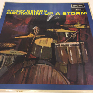 Sandy Nelson : Drummin Up A Storm