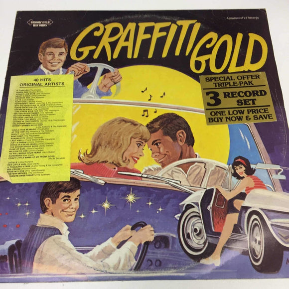 Graffiti Gold : 40 Hits