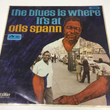 Otis Spawn : The Blues Is Where Its At