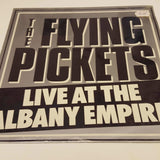 The Flying Pickets  Live At The Albany Empire 1982 [AVMLP0001] Vinyl  Pop