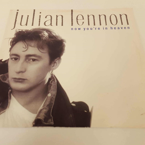 Julian Lennon : Now You're In Heaven