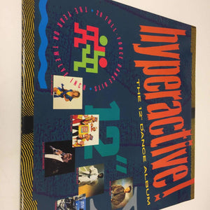 "Hyperactive! : The 12"" Dance Album"