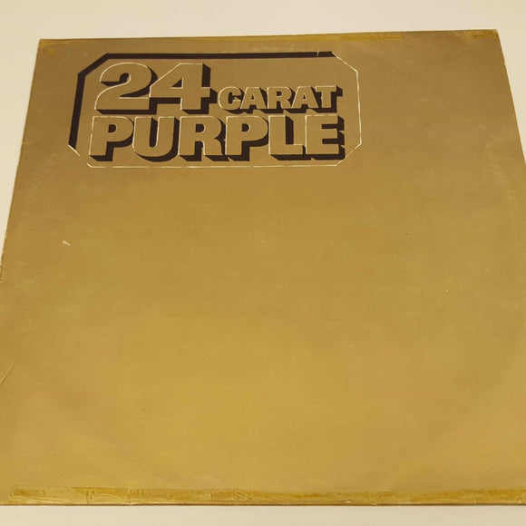 Deep Purple : 24 Carat Purple