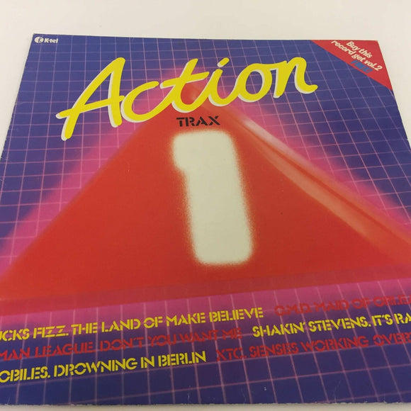 Various  Action Trax 1 1982 [NE1162] 12