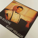 "Gary Numan  This Is Love 1986 [NUM16] 12"" Vinyl  Rock"