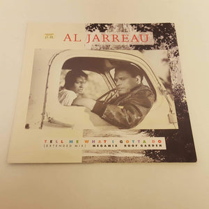 Al Jarreau : Tell Me What I Gotta Do
