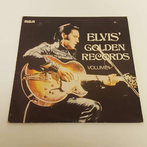 "Elvis Presley  Elvis' Golden Records Volume 1 1979 [SF8129] 12"" Vinyl  Rock N Ro"