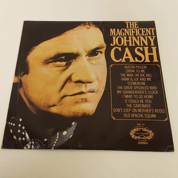 Johnny Cash : The Magnificent Johnny Cash