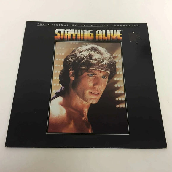 Staying Alive The Original Motion Picture Soundtrack