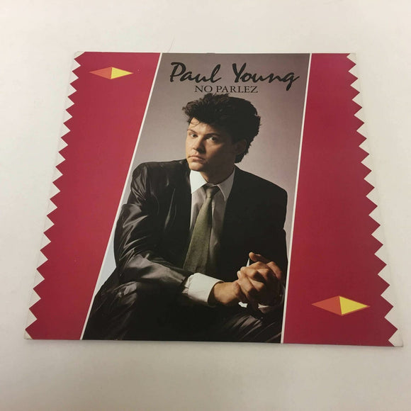 Paul Young :‎ No Parlez