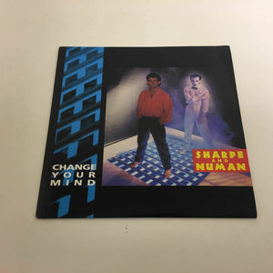 Sharpe And Numan : Change Your Mind