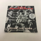 The Almighty :‎ Over The Edge, Limited Edition Clear Vinyl