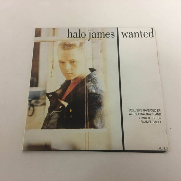 Halo James : Wanted