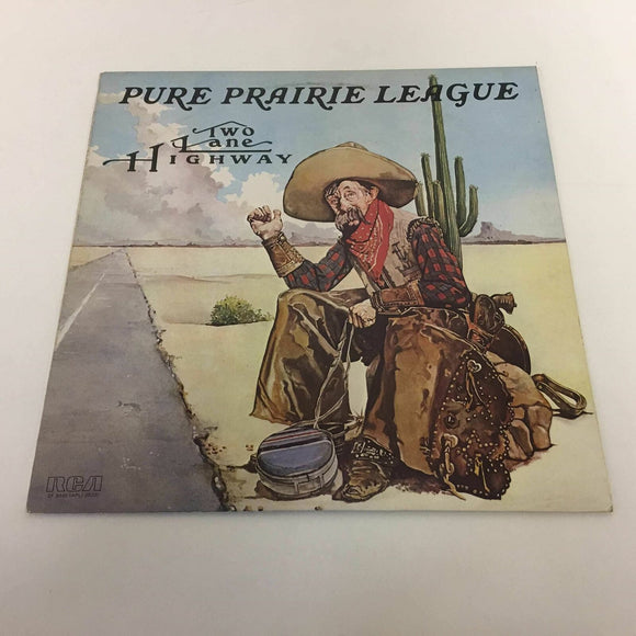 Pure Prairie League ‎: Two Lane Highway