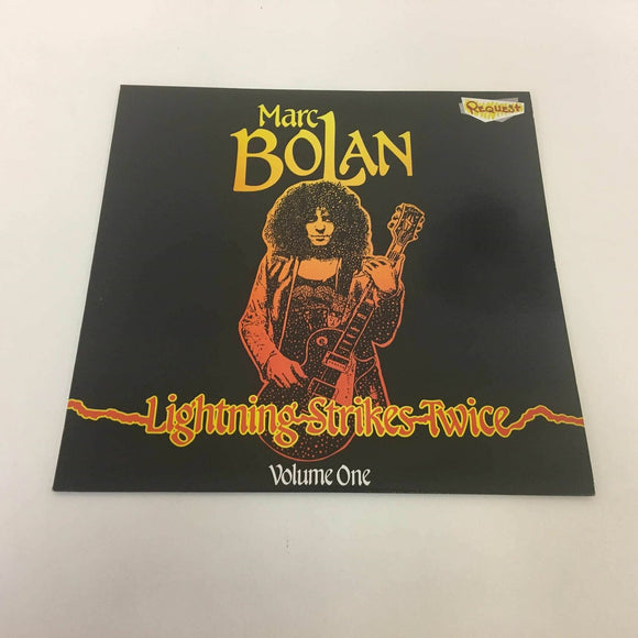 Marc Bolan :‎ Lightning Strikes Twice Volume One