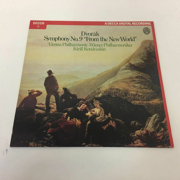 Dvořák Kondrashin : Symphony No. 9 From The New World