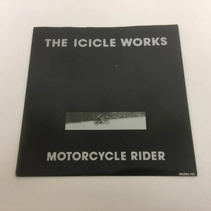 The Icicle Works ‎: Motorcycle Rider