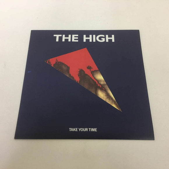 The High ‎: Take Your Time