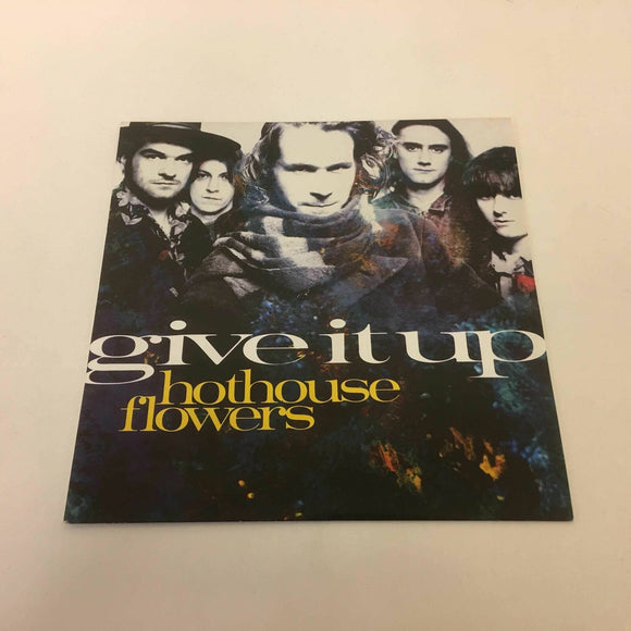 Hothouse Flowers : Give It Up