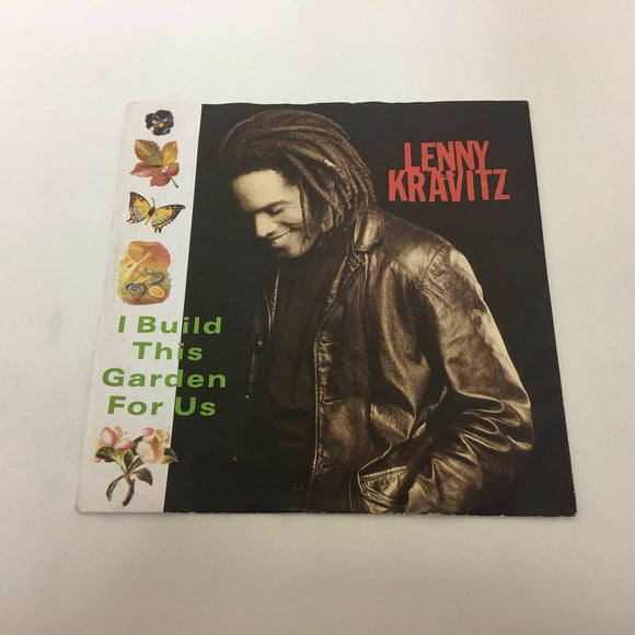 Lenny Kravitz : I Build This Garden For Us