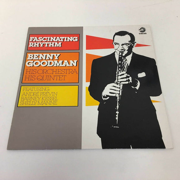 Benny Goodman, His Orchestra & His Quintet : Fascinating Rhythm
