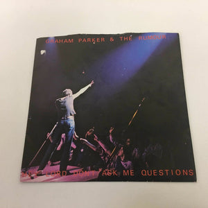 Graham Parker & The Rumour : Hey Lord Don't Ask Me Questions