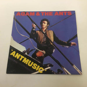 Adam & The Ants : Antmusic