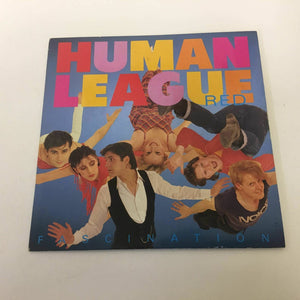 Human League : Fascination