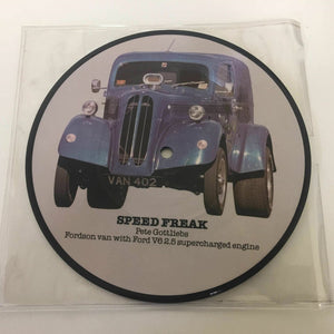 Chris Montez & Lonnie Mack : Let's Dance / Memphis, Picture Disc