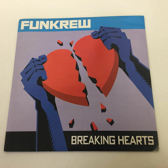 Funkrew : Breaking Hearts