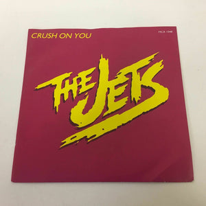 The Jets :‎ Crush On You