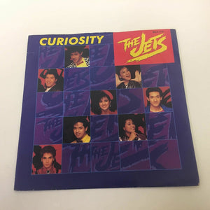 The Jets ‎: Curiosity