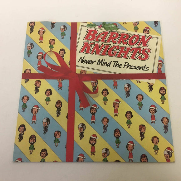 Barron Knights ‎: Never Mind The Presents