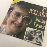 "Su Pollard ‎ Starting Together 1986  7"" Vinyl Single [RBR4]"