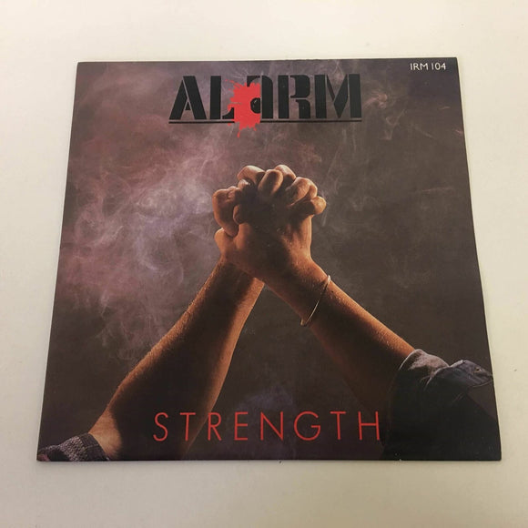 Alarm : Strength