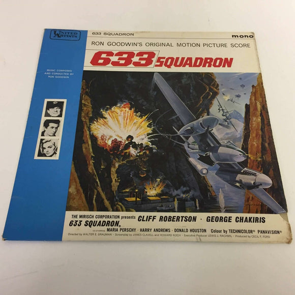 Ron Goodwin  633 Squadron - Original Motion Picture Score 1964 [ULP1071] 12