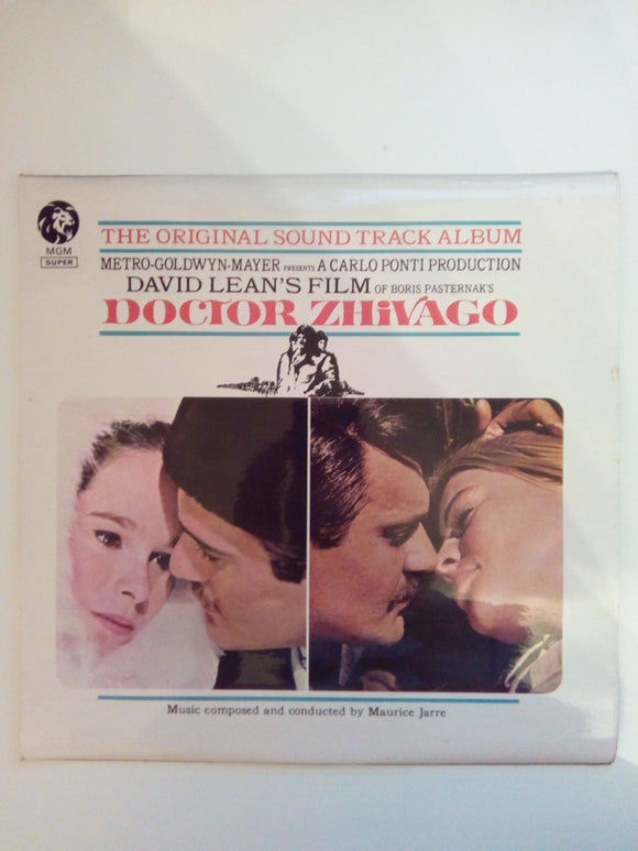 Maurice Jarre ‎: Doctor Zhivago Original Soundtrack Album