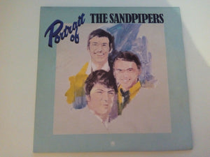 The Sandpipers : Portrait Of The Sandpipers