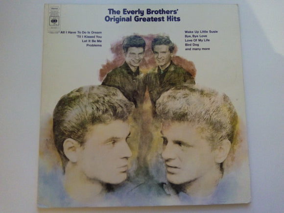The Everly Brothers : The Everly Brothers' Original Greatest Hits
