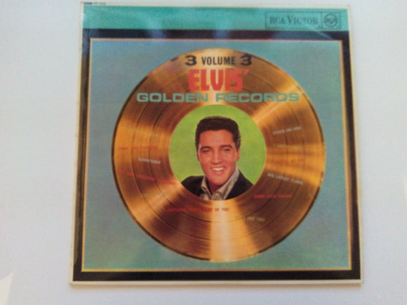 Elvis Presley : Elvis's Golden Records Volume 3